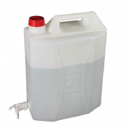 Jerrycan 20lt with tap