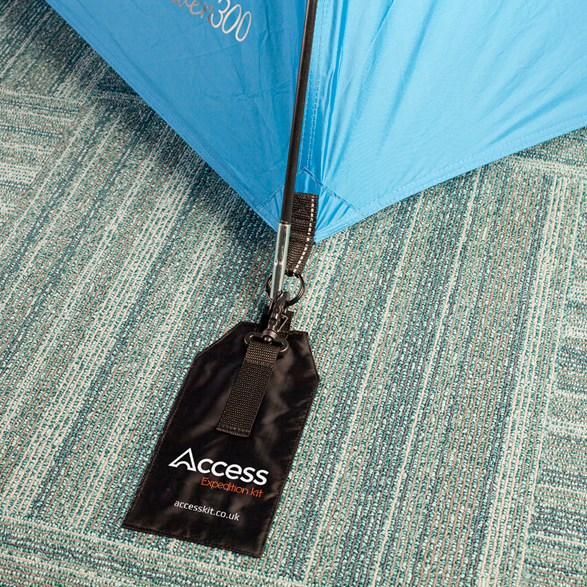 & Velcro Tent Peg u2013 Access Expedition Kit